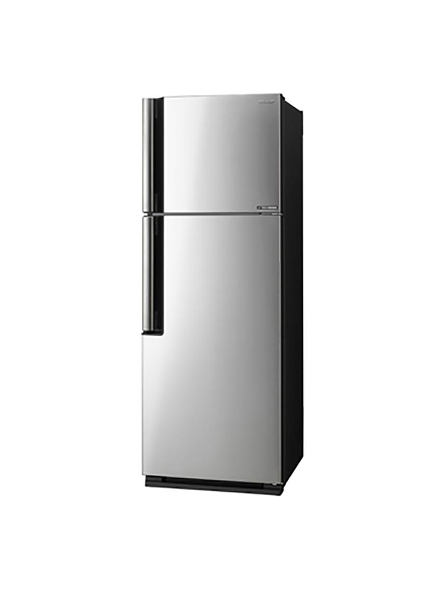 Sharp Refrigerator Model Sje435msl Singgahbeli